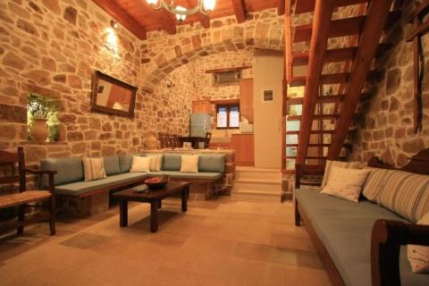 One-Bedroom Apartments - Split Level